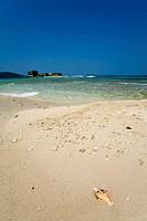 Chachauate Caye, Cayos Cochinos, Bay Islands, Honduras
