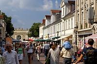 Brandenburg Street, Potsdam, Land Brandenburg, Germany
