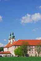 Speinshart monastery, Speinshart, Upper Palatinate, Bavaria, Germany