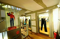 Levi_Strauss_Museum, Buttenheim, Upper Franconia, Bavaria, Germany