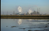 Pollution _ Air From Industry on Tees_side