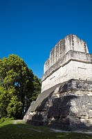 Great Plaza, Tikal, El Peten department, Guatemala