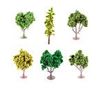 miniature artificial trees