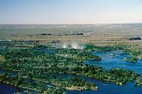 Zimbabwe, Zambesi River