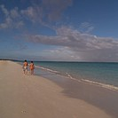 Beach at Parrot Cay