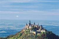 Hohenzollern Castle, Baden_Wuerttemberg, Germany