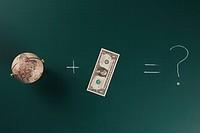 us dollar pluse globe