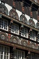 Willmann´sches Haus, Osnabrueck, Germany