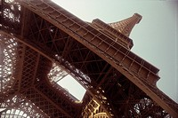 Eiffel Tower, Low Angle View, Paris, France