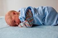 Säugling, ca. 1 Monat alt