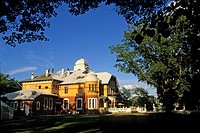 hotel Villa Ammende,Parnu,station balneaire,Estonie,pays balte,europe du nord