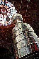 NHL Stanley Cup in the Hockey Hall of Fame, Toronto, Ontario, Canada