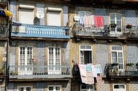 Façades, Porto, Portugal
