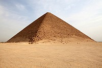 North Pyramid of Snefuru - Dashur, Egypt