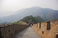 Great Wall of China at Mutianyu, China, Asia