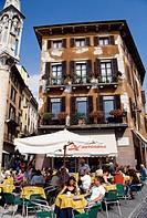 Café, Verona, Italy