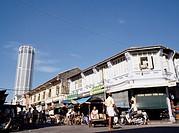 Street scene, Penang, Malaysia
