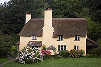 Thatched Cottage Selworthy Exmoor Somerset