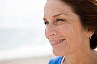 Close-up of a woman smiling (thumbnail)