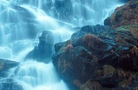waterfall, Germany, Todtnau