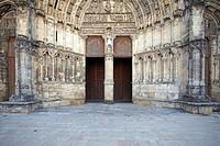 Ancienne Cathédrale Bazas, Bazas, Gironde, Aquitaine, South of France, France, Europe