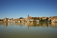 Castelnaudary, Languedoc, France
