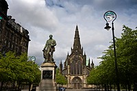 Cathedral, Glasgow, Scotland, United Kingdom, Europe