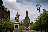 Cathedral, Glasgow, Scotland, United Kingdom, Europe