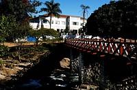 Ponte, River, Pirinópolis, Goiás, Brazil
