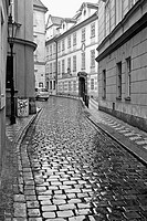 Old street, Prague, Czech Republic
