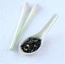 Lemon Grass and Chinese Tea Leaves