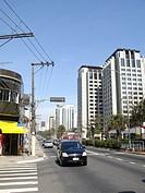 Ibirapuera Avenue, São Paulo, Brazil