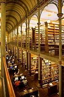 The University library in Copenhagen, Denmark