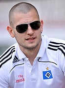 Mladen Petric, football player, HSV, Hamburger SV