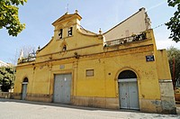Ermita de Santa Lucia Church, Valencia, Spain, Europe