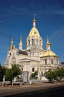 Prokovskij cathedral, Sevastopol city, Ukraine, Europe