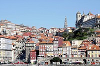 Ribeira quarter, historic district, Porto, North Portugal, Portugal, Europe