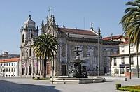 Igreja do Carmo church, Porto, North Portugal, Europe