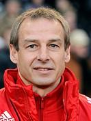 Juergen Klinsmann, coach of FC Bayern Muenchen