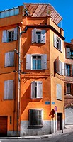Building, Perpignan, Pyrenees-Orientales, Languedoc-Roussillon, France