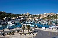 Port of Mgarr, Gozo, Malta, Europe