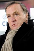 Dirk Nicolaas Dick ADVOCAAT, coach, Zenit St. Petersburg
