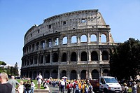 Colosseum, Italy, Rome