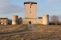 Mendoza tower house. Near Vitoria-Gasteiz. Alava. Euskadi. Spain
