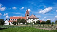 Church of Sts Peter and Paul, Reichenau Island, Germany