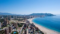 Benidorm. Alicante province, Comunidad Valenciana, Spain