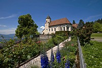 Monastary church, Vogtsberg, Vorarlberg, Austria, Europe