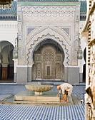 Old Fes Fes el_Bali, Morocco