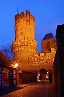 Neustaedter Tor, Germany, Mecklenburg_Western Pomerania, Kreis Stendal, Tangermuende