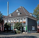 administration building of the brewery, Germany, North Rhine_Westphalia, Ruhr Area, Schwelm